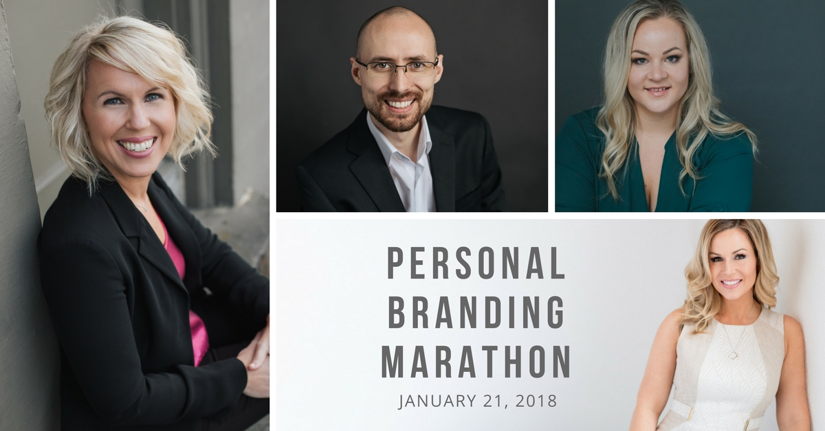 personal branding with hair and make up Oregon