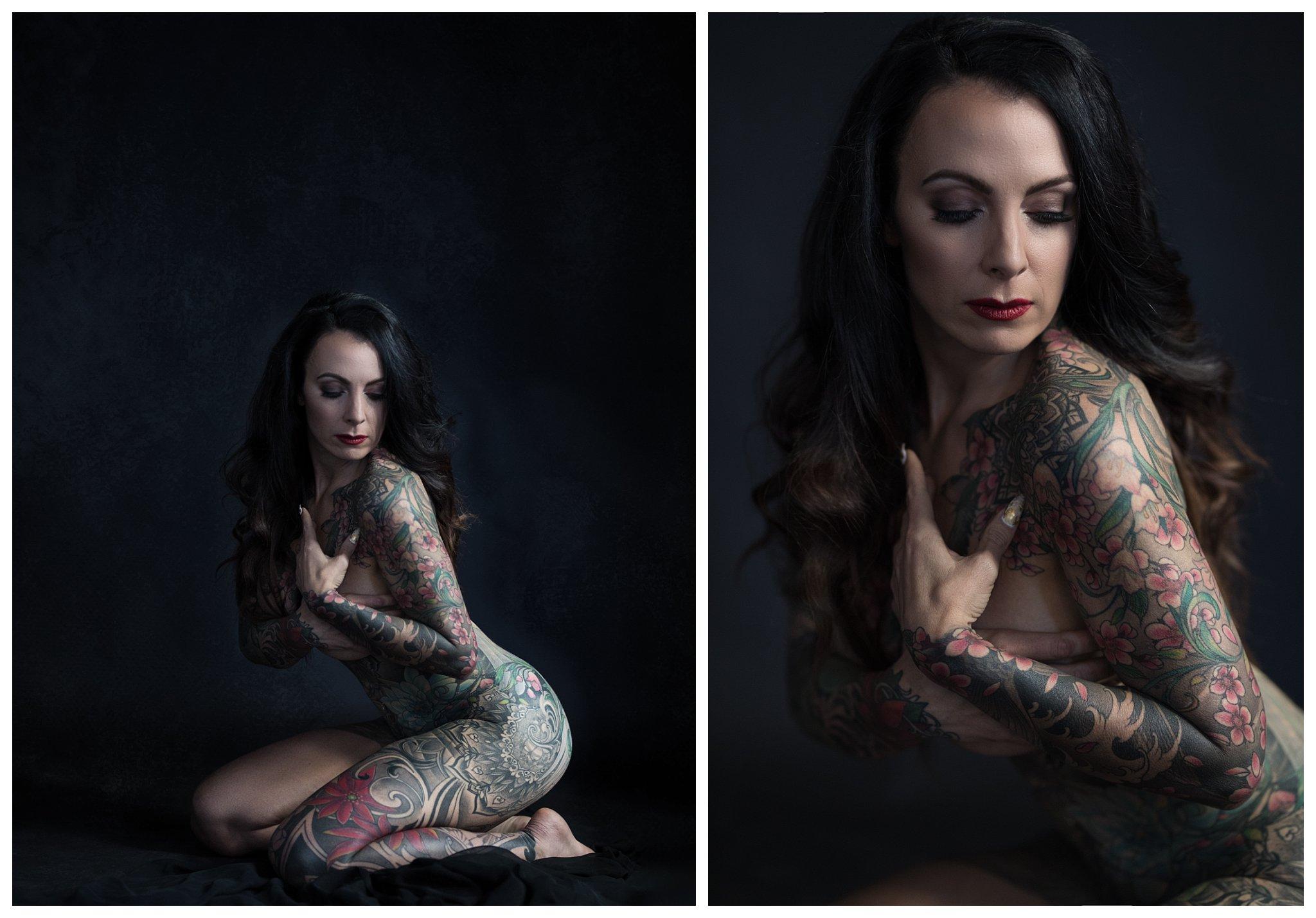 nude fine art photography boudoir oregon