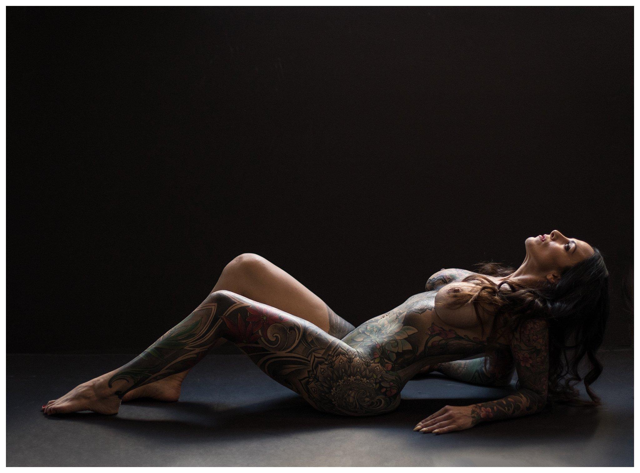 tattoo full body portland oregon