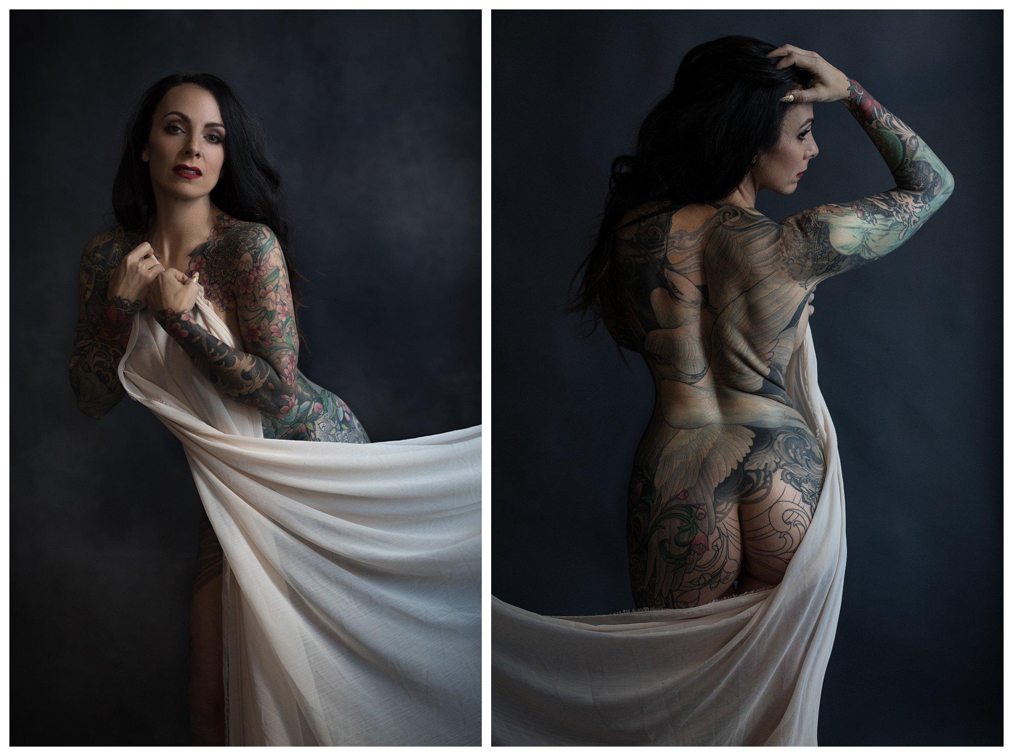 portland oregon tattoo artist