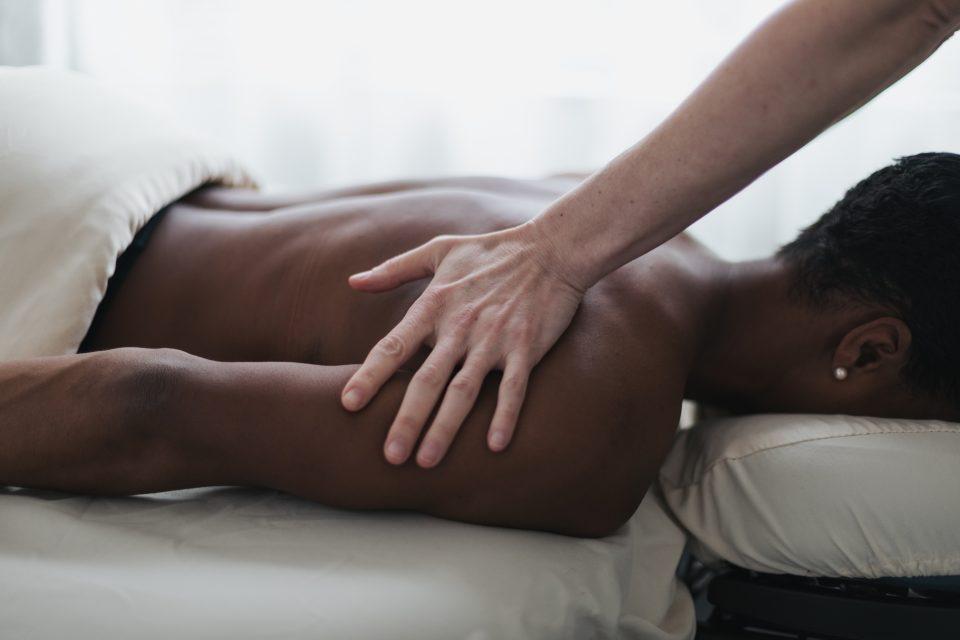 Ashiatsu massage Portland Oregon