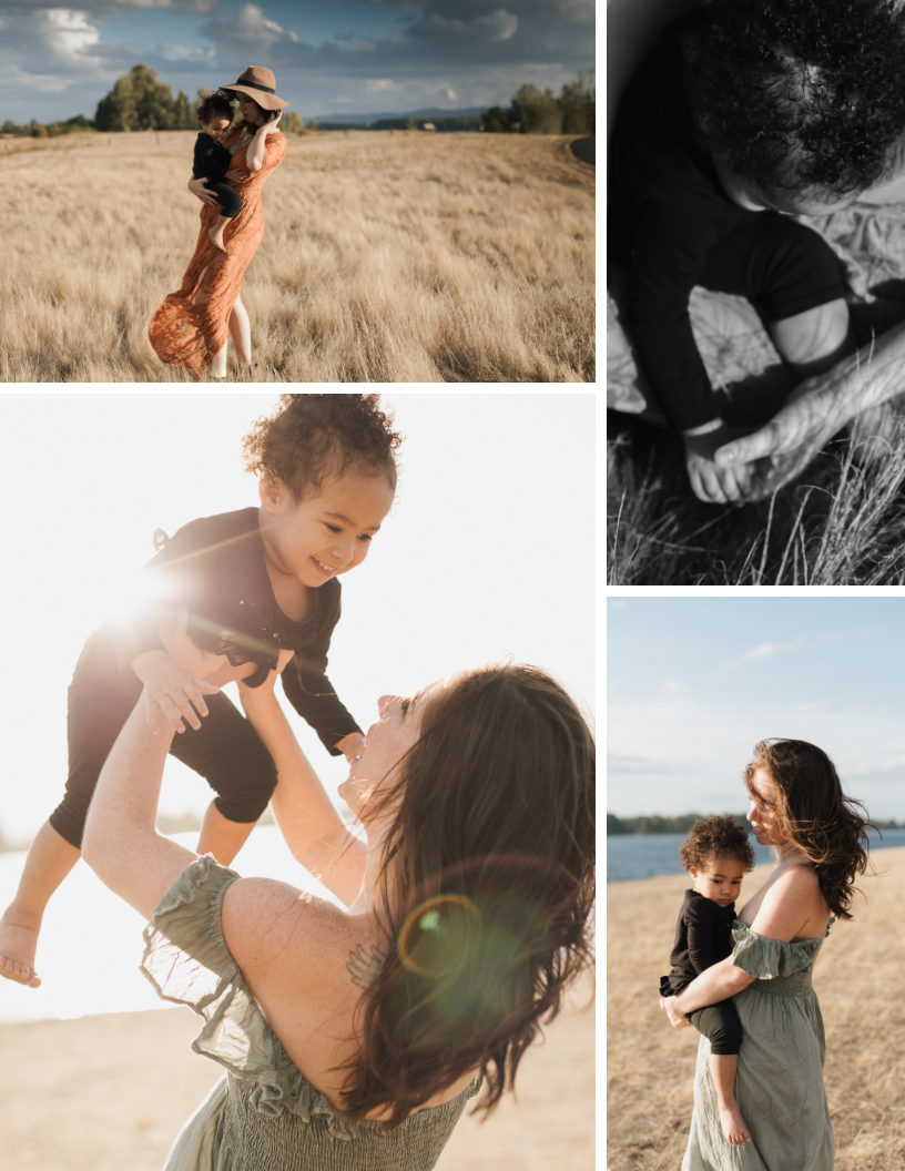 portland breastfeeding photographer